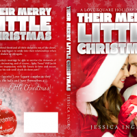 Their Merry Little Christmas Cover Reveal, Excerpt & Giveaway