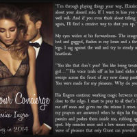 Love, Your Concierge Teasers!