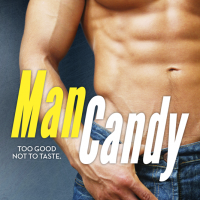 Man Candy Official Cover Reveal, Excerpt & Giveaway
