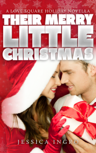 Their Merry Little Xmas Front Cover